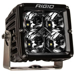 RIGID Radiance Pod XL With White Backlight, Surface Mount, Black Housing, Pair