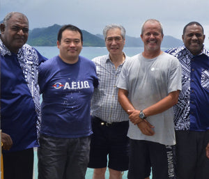 Press Release: Civa Fiji Pearls Commences Exports To Japan