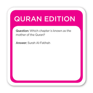 5Pillars Trivia Burst: Quran Edition (English Version)
