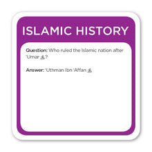 5Pillars Trivia Burst: Islamic History (English Version)
