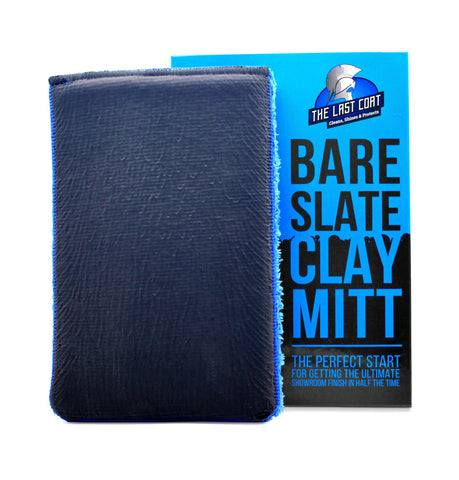 Bare Slate Clay Mitt