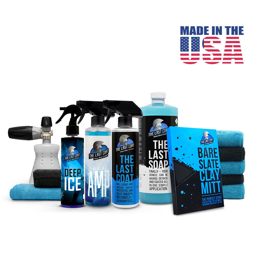 """The Last Coat coupon: The """"Barely Street Legal"""" Bundle, The Barely Street Legal Bundle with Foam Cannon"""