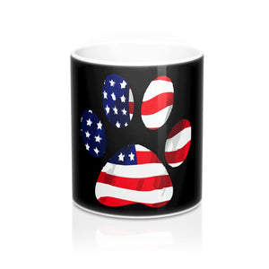 American Paw Dog Coffee Mug- 11oz