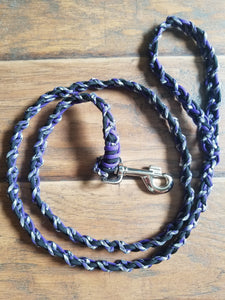 "Durable Paracord Dog Leash ""Celtic Knot"""