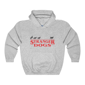 Stranger Dogs Unisex Heavy Blend™ Hooded Sweatshirt