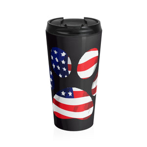 American Paw Stainless Steel Travel Mug