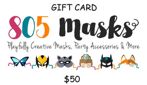 805 Masks Gift Card