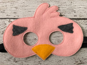 Angry Birds Inspired Masks - 805-masks