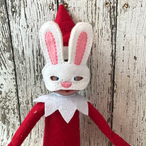 Elf Bunny Rabbit Mask - 805 Masks