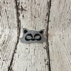 Elf Raccoon Mask - 805 Masks