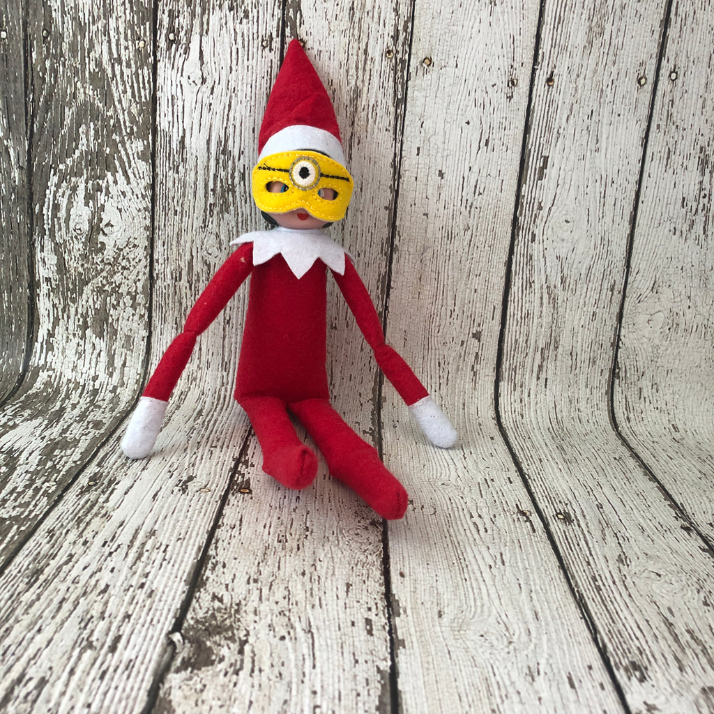 Elf Minion Mask - 805 Masks