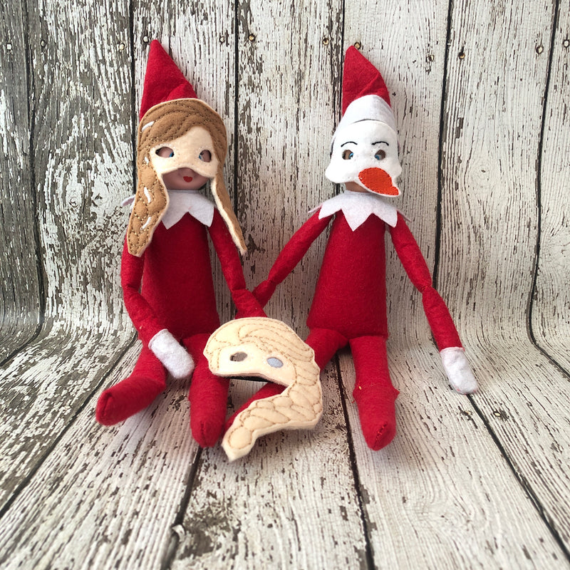 Elf on the Shelf Frozen Masks - 805 Masks