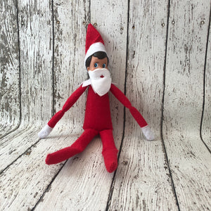 Elf on the Shelf Beard - 805-masks