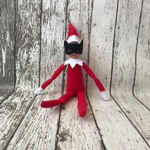 Elf on the Shelf Batman Mask - 805 Masks