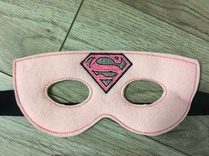 Super Girl Costume - 805 Masks