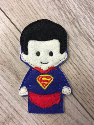 Super Hero Finger Puppets - 805 Masks
