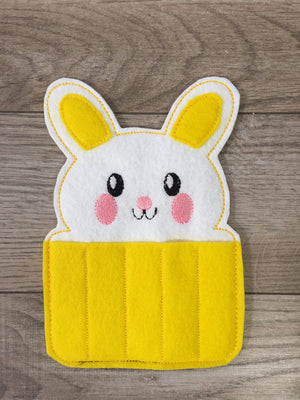 Rabbit Bunny Crayon Holder - 805 Masks