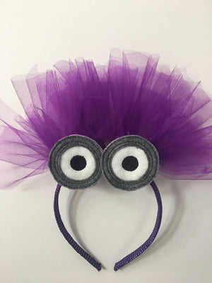 Despicable Me Minion Inspired Head Bands - 805-masks