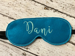 Personalized Sleep Mask - 805 Masks