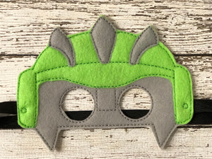 Rescue Bot Inspired Felt Masks - 805 Masks