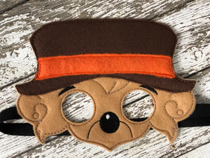 Berenstain Bears Inspired Felt Masks - 805-masks