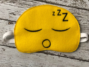 Emoji Sleep Mask - 805-masks