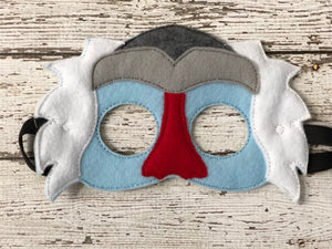 Lion King Inspired Felt Masks - 805 Masks