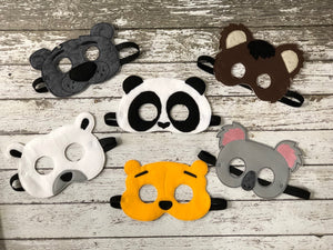 Bear Masks - 805 Masks