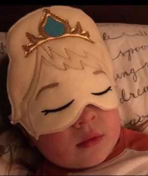 Descendants Inspired Sleep Mask - 805-masks