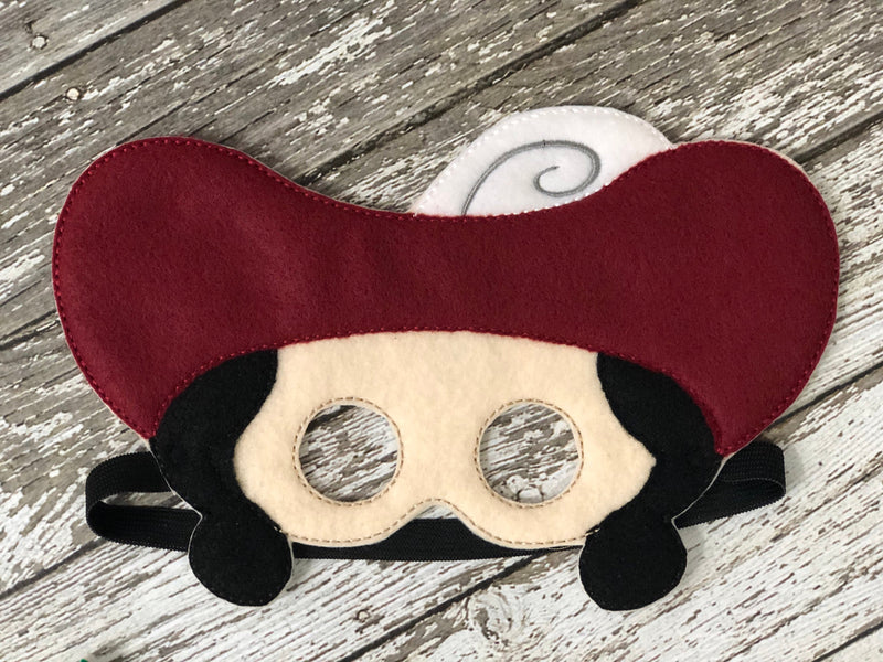 Peter Pan Inspired Felt Masks - 805 Masks