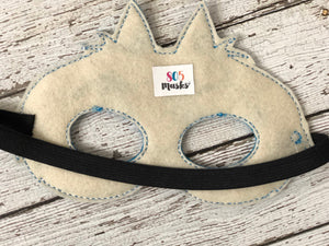 Cheshire Cat Felt Mask - 805 Masks