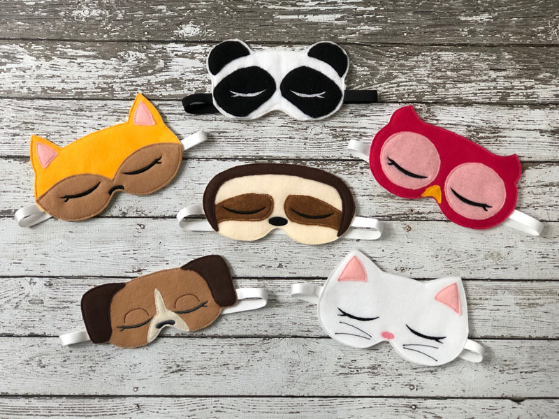Animal Sleep Mask - 805 Masks