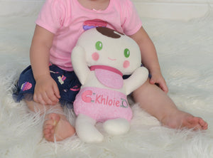 Personalized Baby Doll - 805-masks