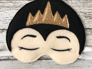 Evil Queen Sleep Mask - 805 Masks