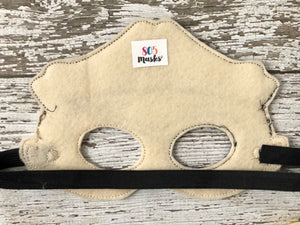 Pirate Felt Masks - 805 Masks