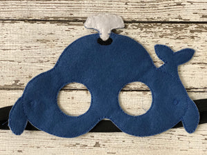 Sea Life Felt Masks - 805 Masks