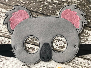 Zoo Animal Felt Masks - 805-masks