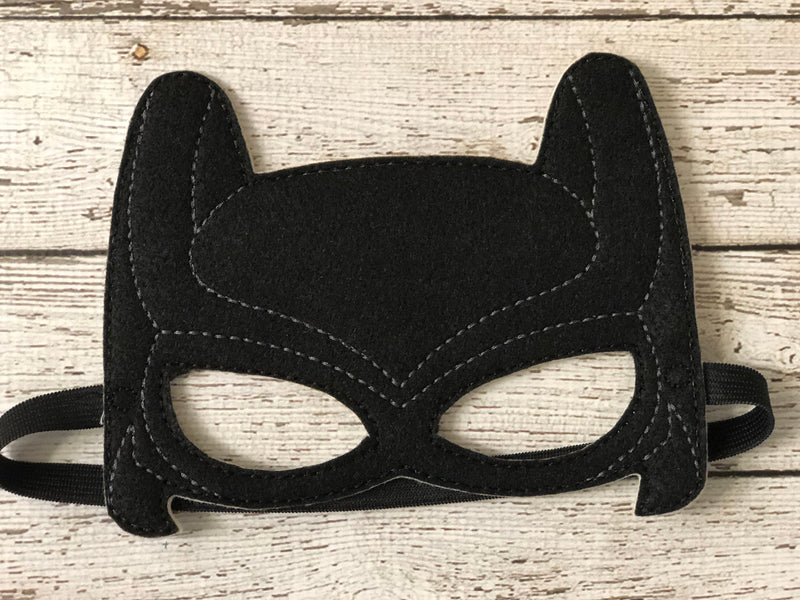Woman Super Hero Felt Masks - 805 Masks