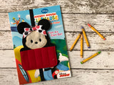 Mickey and Minnie Inspired Felt Crayon Holders - 805-masks