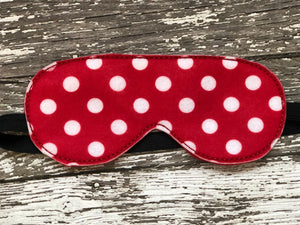 Polka Dot Sleep Mask - 805-masks
