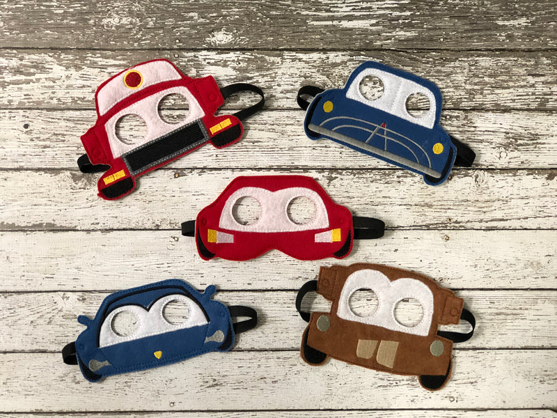 Cars Inspired Masks - 805-masks