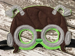 Beat Bugs Inspired Felt Masks - 805-masks