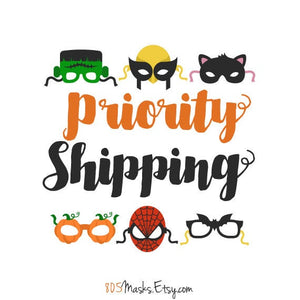 Upgrade to Priority Shipping - 805-masks