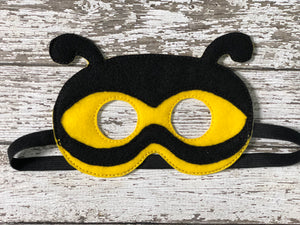 Bee Masks Bumble Bee Mask Bumble Bee Costume - 805-masks