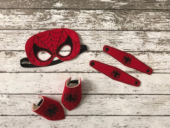 Spiderman Costume - 805-masks