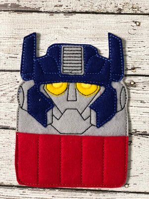 Rescue Bot Transformer Inspired Crayon Holders - 805 Masks