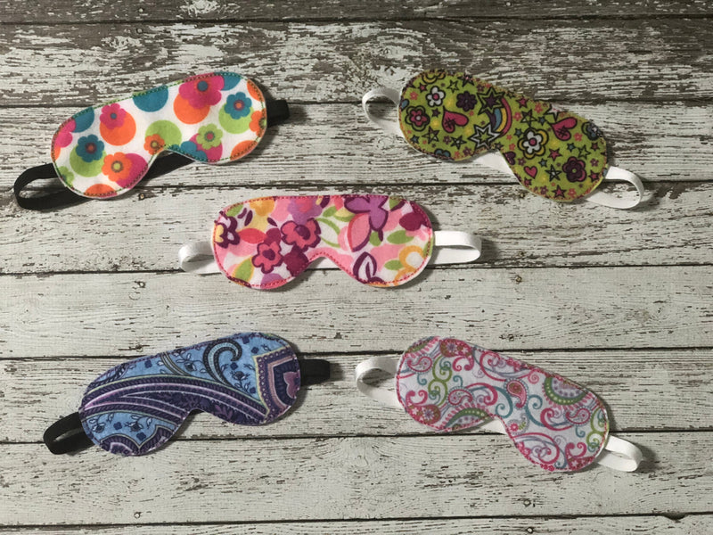 Floral Sleep Mask - 805 Masks