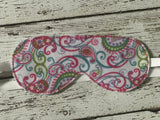 Patterned Colorful Sleep Mask - 805-masks