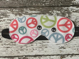 Patterned Sleep Mask - 805-masks