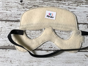 Star Wars Inspired Felt Masks - 805 Masks